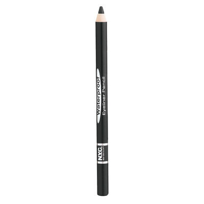 NYC Eye Liner Waterproof - Black