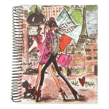 Innovative Designs Notebook License 6.375 x 8.125 Multi-colored