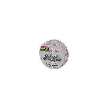 Solaray Mini Mints - Peppermint