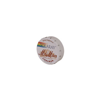 Solaray - Mini Mints Cinnamon - 0.5 oz.