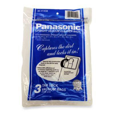 Panasonic MCV145MS Micro Filtration Vacuum Bag U6