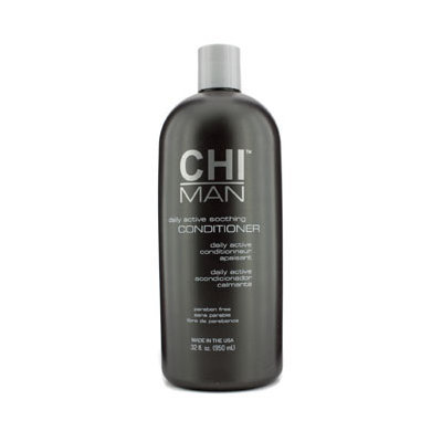 CHI Man Daily Active Soothing 32-ounce Conditioner