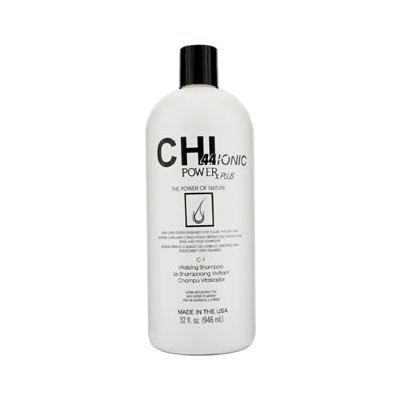 CHI CHI44 Ionic Power Plus C-1 Vitalizing Shampoo (For Fuller Thicker Hair) 946ml/32oz