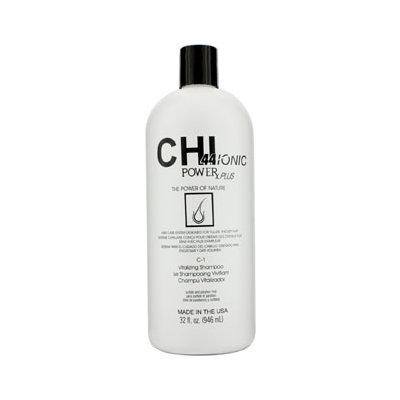 CHI CHI44 Ionic Power Plus C-1 Vitalizing Shampoo (For Fuller Thicker Hair) 946ml/32oz