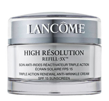 Lancôme High Résolution Refill-3X™ Triple Action Renewal Anti-Wrinkle Cream