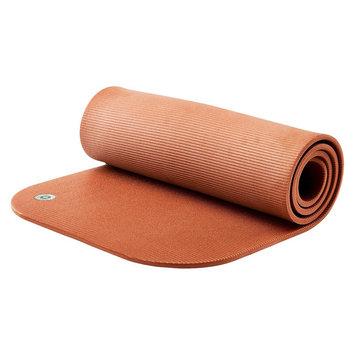 Stott Pilates Merrithew Airex Coronella 200 Mat - Terra Brown