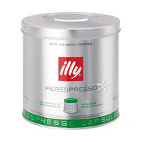 illy iper Espresso Capsules, Decaffeinated