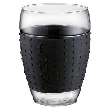 Bodum - Pavina 15-Oz Glasses Set - Black