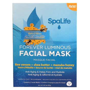 My Spa Life SpaLife Forever Luminous Facial Mask - 3 pack
