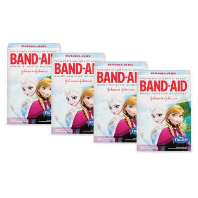 Band-Aid Disney Frozen Adhesive Bandages - 80 Count