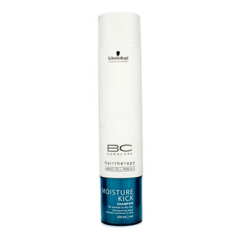 Schwarzkopf BC Moisture Kick Shampoo (For Normal to Dry Hair) 250ml/8.4oz