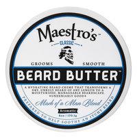 Maestro's Classic Beard Butter Mark of a Man Blend