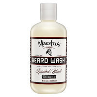 Maestro's Classic Beard Wash Spirited Blend