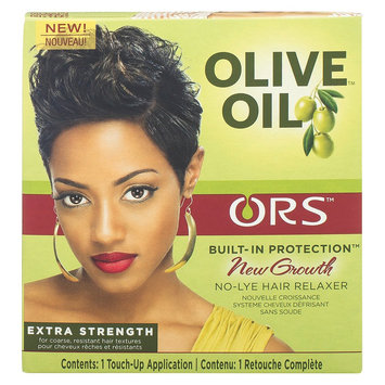 Organic Root ORS Olive Oil New Growth Extra Strength Hair Relaxer