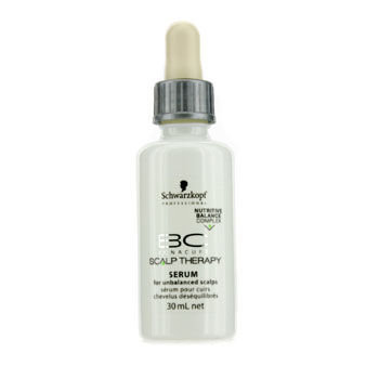 Schwarzkopf BC Scalp Therapy Serum (For Unbalanced Scalps) 30ml/1oz