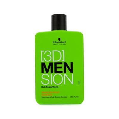 Schwarzkopf [3D] Mension Sensitive Scalp Shampoo 250ml/8.4oz
