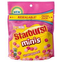 Starburst FaveREDS Minis Fruit Chews Candy Bag