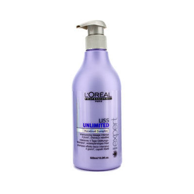 L'Oréal Professionnel Expert Serie - Liss Unlimited Smoothing Shampoo (For Rebellious Hair) 500ml/16.9oz