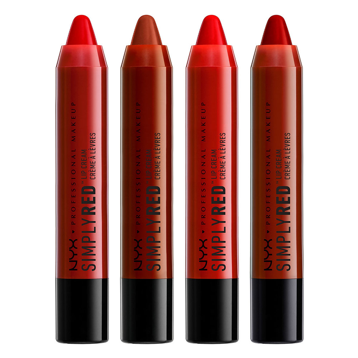NYX Simply Red Lip Cream