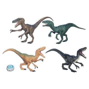 Jurassic World Velociraptor 4-Pack