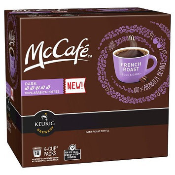 Kraft McCafe Single Cup French Roast 18ct