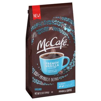 Kraft McCafe French Vanilla 12oz