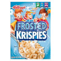 Kellogg's Frosted Rice Krispies Cereal