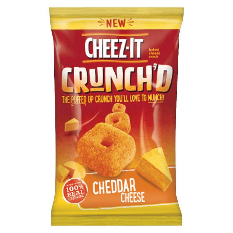 Cheez-It® Cheddar Cheese Puffs