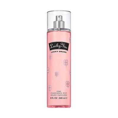 Elizabeth Arden Women's Lucky You Fine Fragrance Mist - 8 oz