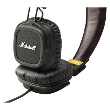Marshall Major Mic Headphones - Black /Audio
