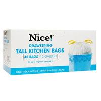Ultra Tuf Drawstring Bags Tall Kitchen