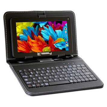 Linsay 7in. WiFi tablet Bundle With Keyboard, 8GB, F-7HD4CORE
