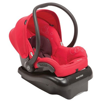 Maxi-Cosi Mico NXT Infant Car Seat - Intense Red