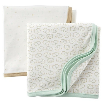 Precious Firsts Made By Carter's Precious FirstsMade by Carter's Newborn 2 Pack Stars and Elephant