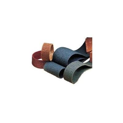 3M Abrasive 405-048011-18088 Scotch-Brite Convolute Aluminum Oxide Medium Deburring Wheel, 3 Per Case