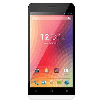 Ecom Cell Phone Blu Brightspot White