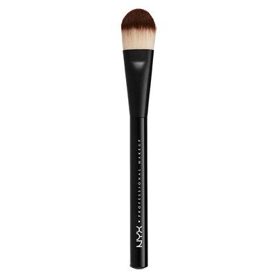 NYX Pro Flat Foundation Brush