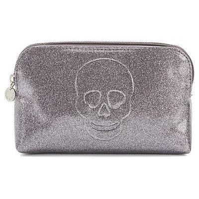 Franki & Jack Girls' Skull Cosmetic Bag
