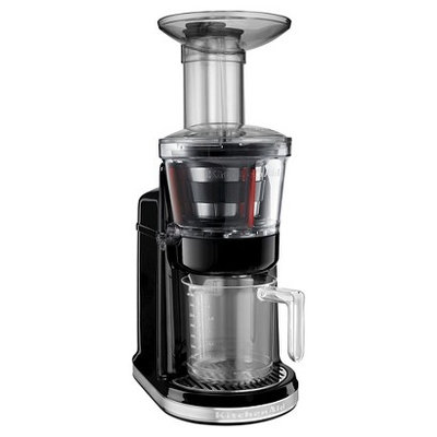 KitchenAid Maximum Extraction Juicer (slow juicer)- Onyx Black KVJ011