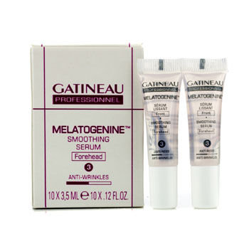 Gatineau Melatogenine Forehead Smoothing Serum (Salon Size) 10x3.5ml/0.12oz