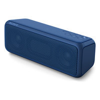 Sony - Portable Bluetooth Speaker - Blue