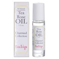 Women's Charmed Tea Rose by Tulip Perfume Oil - 0.33 oz
