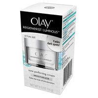 Olay Regenerist Luminous Tone Perfecting Cream Trial Size, 0.5 oz
