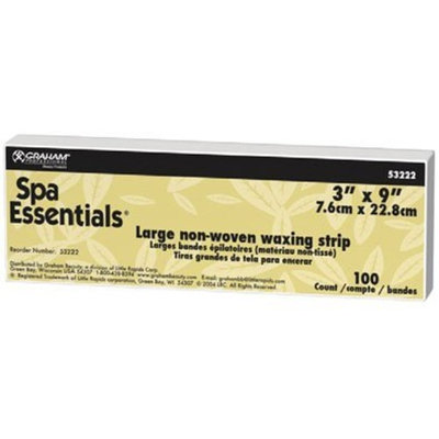 Graham Field Spa Essentials Waxing Strips