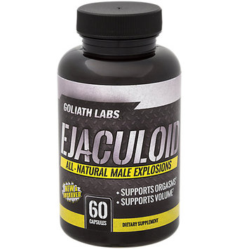 Goliath Labs Ejaculoid Natural Male Explosions - 60 Capsules