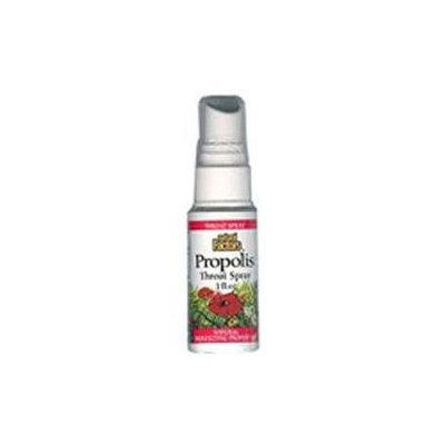 Natural Factors Propolis Throat Spray 1 Oz