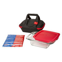 Pyrex Portable 8 inch- Black