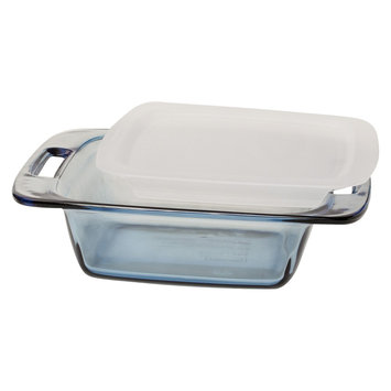 Pyrex - Tinted Glass Bakeware - 8