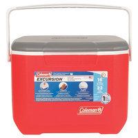 Coleman 16Qt Ctec Cooler - TriColor