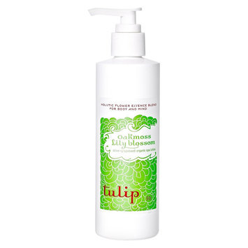 Tulip Oakmoss Lily Blossom Spa Lotion for Women - 6 oz